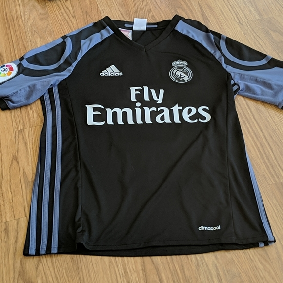 Adidas Real Madrid soccer Jersey 14 kids